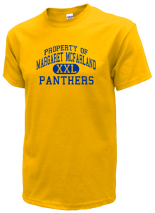 Margaret Mcfarland Middle School  T-Shirts