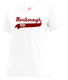 Marlborough School  V-neck Shirts