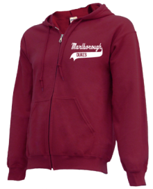Marlborough School  Zip-up Hoodies