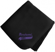 Marshwood Junior High School Blankets
