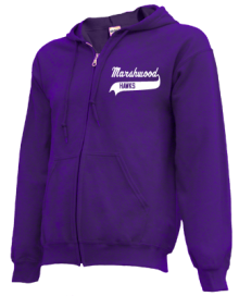 Marshwood Junior High School Zip-up Hoodies