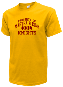 Martha B King Middle School  T-Shirts