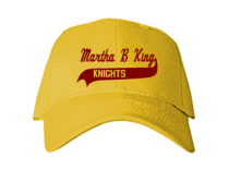 Martha B King Middle School  Baseball Caps