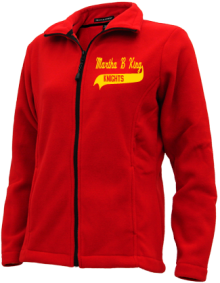Martha B King Middle School  Ladies Jackets