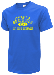 Mary Help Of Christians School  T-Shirts