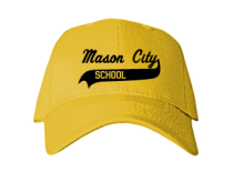 Mason City School  Baseball Caps