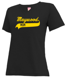 Maywood Elementary School  V-neck Shirts