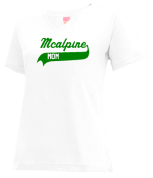 Mcalpine Elementary School  V-neck Shirts