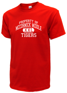 Mccormick Middle School  T-Shirts