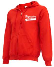 Mcgaughey Elementary School  Zip-up Hoodies