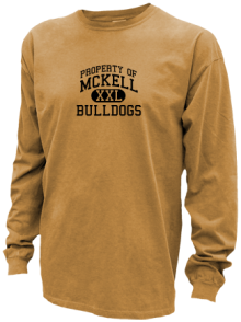 Mckell Middle School  Pigment Dyed Shirts
