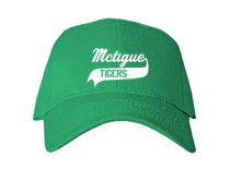 Mctigue Junior High School Baseball Caps