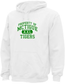 Mctigue Junior High School Hoodies