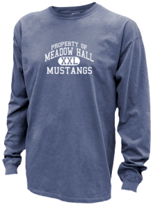 Meadow Hall Elementary School  Pigment Dyed Shirts