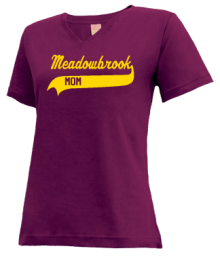 Meadowbrook Elementary School  V-neck Shirts