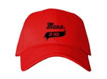 Mena Middle School  Baseball Caps