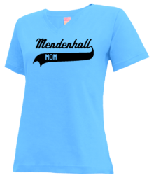 Mendenhall Middle School  V-neck Shirts