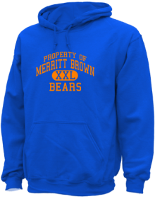 Merritt Brown Middle School  Hoodies