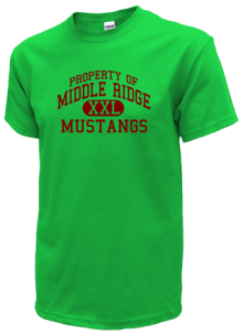Middle Ridge Elementary School  T-Shirts