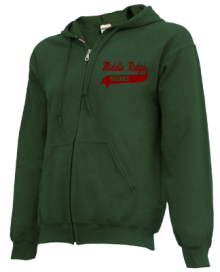 Middle Ridge Elementary School  Zip-up Hoodies