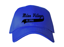 Milan Village Elementary School  Baseball Caps