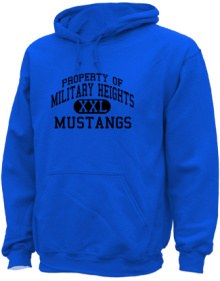 Military Heights Elementary School  Hoodies