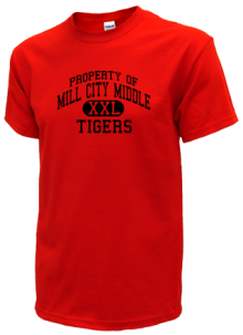 Mill City Middle School  T-Shirts