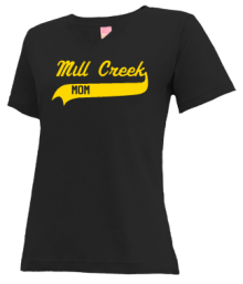 Mill Creek Middle School  V-neck Shirts
