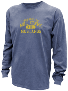 Mill Creek Middle School  Pigment Dyed Shirts