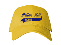 Miller Hill Elementary School  Baseball Caps