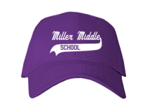 Miller Middle School  Baseball Caps