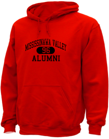 Mississinawa Valley Middle School  Hoodies