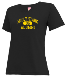 Molly Stark Elementary School  V-neck Shirts