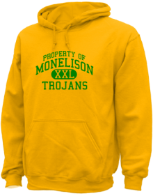 Monelison Middle School  Hoodies