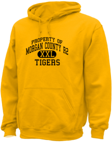 Morgan County R2 Middle School  Hoodies