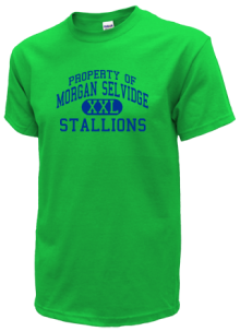 Morgan Selvidge Middle School  T-Shirts