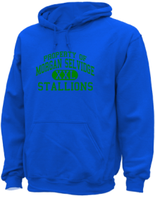 Morgan Selvidge Middle School  Hoodies
