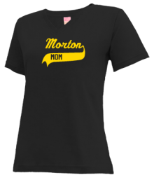 Morton Middle School  V-neck Shirts