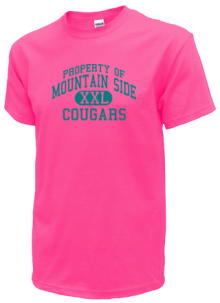 Mountain Side Elementary School  T-Shirts