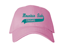 Mountain Side Elementary School  Baseball Caps