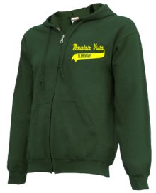 Mountain Vista Elementary School  Zip-up Hoodies