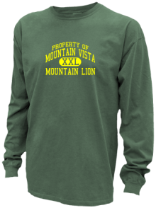 Mountain Vista Elementary School  Pigment Dyed Shirts