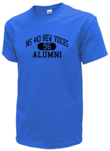 Ms 443 New Voices Middle School  T-Shirts
