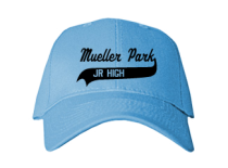 Mueller Park Junior High School Baseball Caps