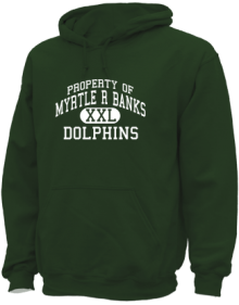 Myrtle R Banks Elementary School  Hoodies