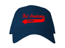 Neil Armstrong Middle School  Baseball Caps