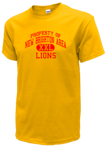 New Brighton Area Middle School  T-Shirts