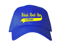 Nikiski North Star Elementary School  Baseball Caps