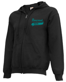 Norcrest Elementary School  Zip-up Hoodies