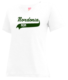 Nordonia Middle School  V-neck Shirts